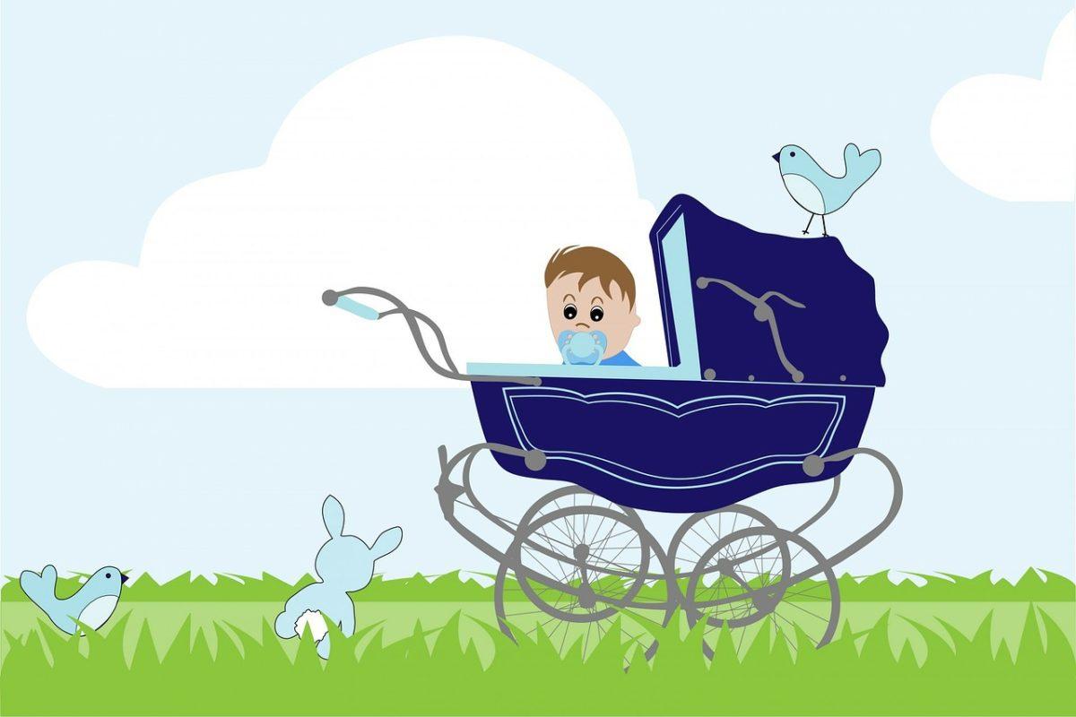 Narodziny dziecka to wielkie przedsięwzięcie dla całej familii.